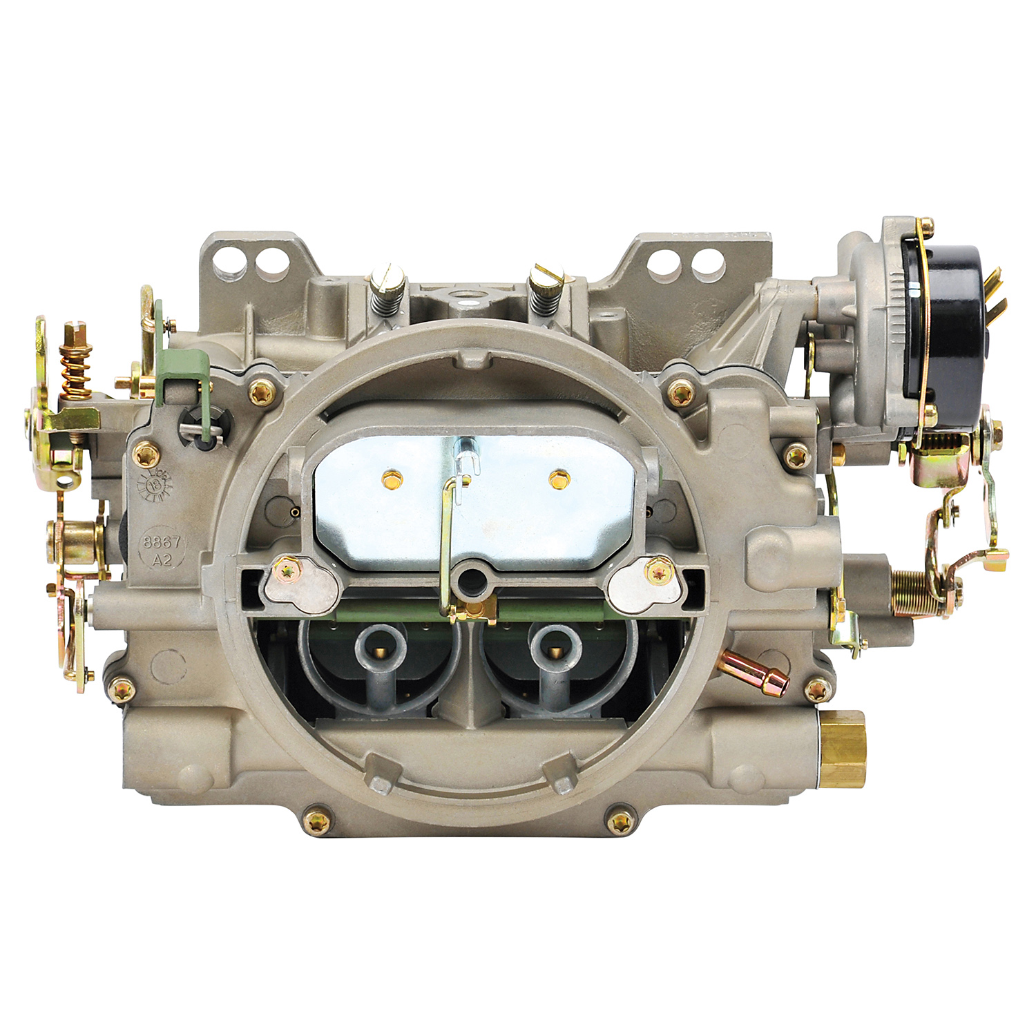 Edelbrock 1409 Marine Series 600 CFM Carburetor with