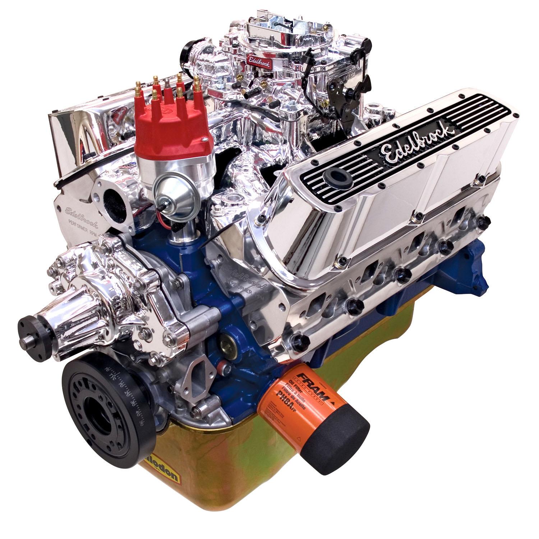 Edelbrock 45264 Performer RPM SBF 347 Ford Crate Engine