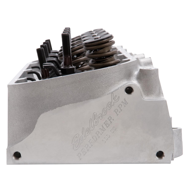 Edelbrock 60435 RPM Big-Block Chevy Oval Port Cylinder Head Hydraulic  Roller Cam
