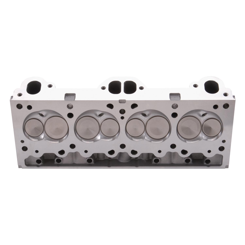 Edelbrock 61579 RPM CNC Pontiac D-Port Cylinder Heads 87cc